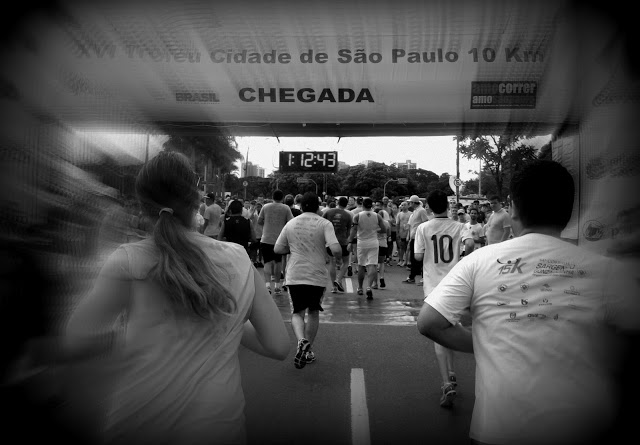 Prova aniversário de São Paulo - 25/01 - Corrida de Rua