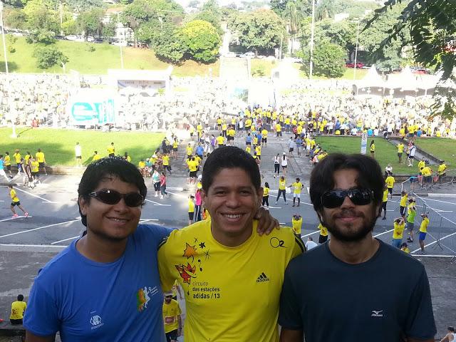 Daniel Nascimento, Ismael Paulo Santos e Fernando Nascimento - Brotherhood