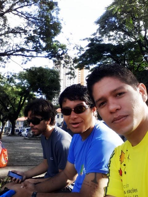Fernando Nascimento, Daniel Nascimento e Ismael Paulo Santos - Brotherhood