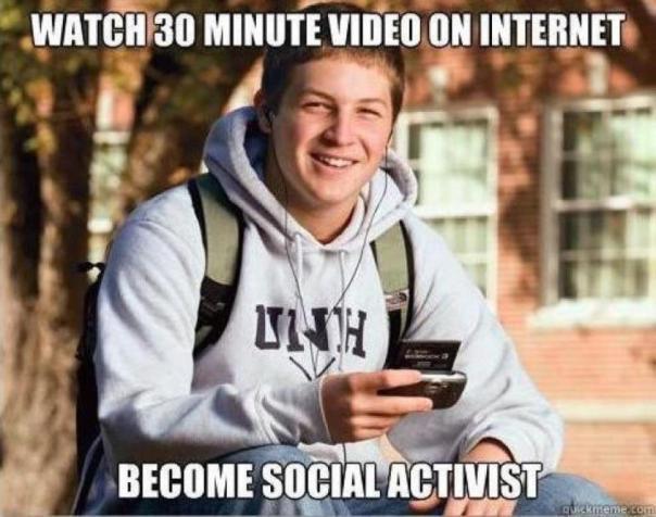 Ativismo on line: Você está fazendo isso ERRADO!