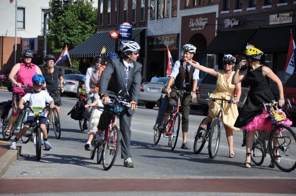 Cycle Chic - A prática do esporte aliada à utilidade