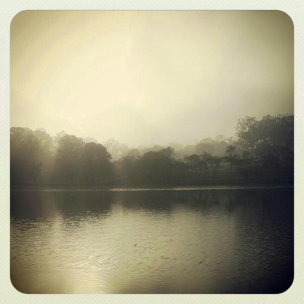 Lago Parque do Carmo