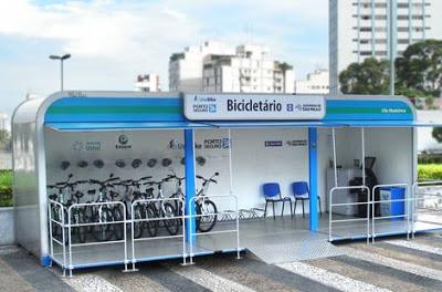 Metrô de SP reativa bicicletários em 10 estações de metrô