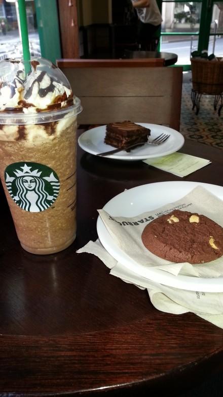 Starbucks depressão