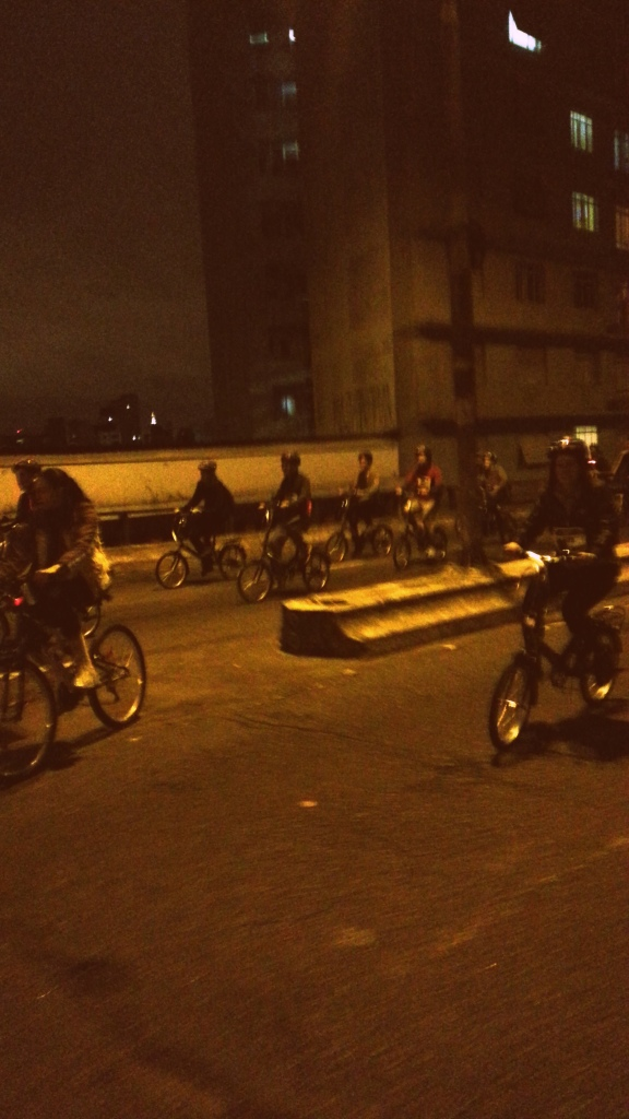 Night riders pedalada Noturna