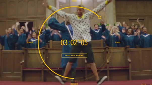 Pharrell Willians - 24 Hours of Happy