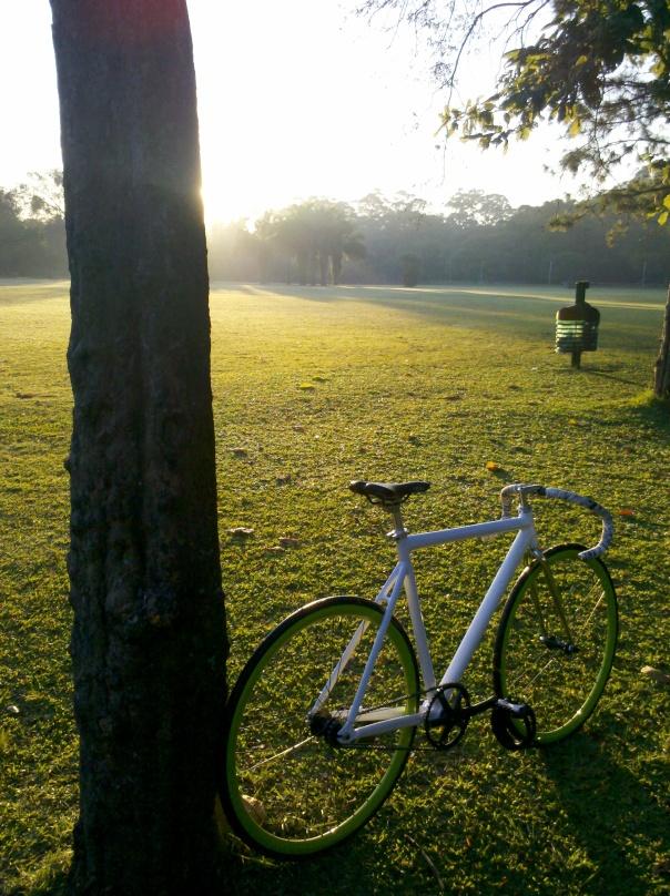 São Paulo Fixed Gear Bike
