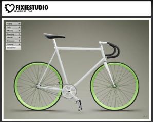 Fixie Studio - Monte a sua fixa