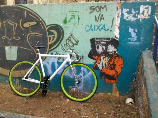 São Paulo Fixed Gear - Fixie Ride