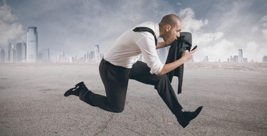Mobile Running Man - O corredor urbano