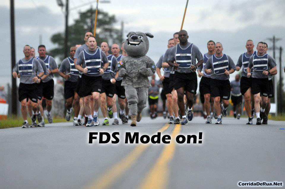 FDS Mode On! Corrida de Rua