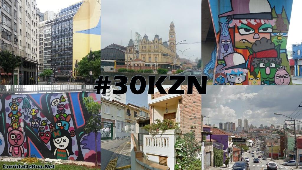 30KZN - Corrida de Rua