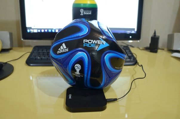 BRAZUCA MATCH BALL REPLICA TOP GLIDER