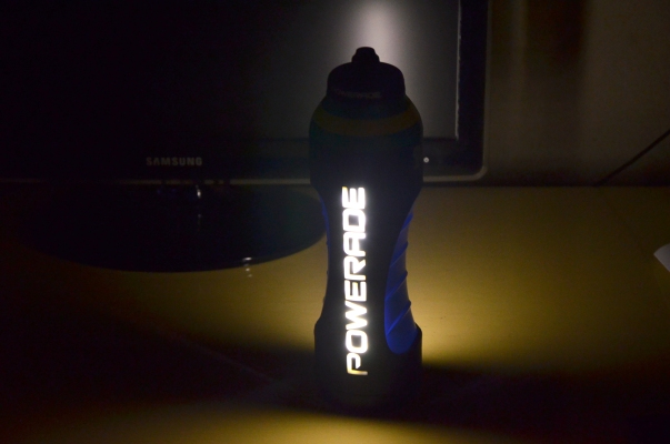 POWERADE ILLUMINATED SPORTS BOTTLE