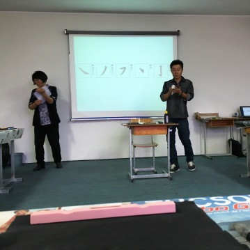 Workshop de Cultura Japonesa ACBJ – 14/10/2017 – São Paulo-SP